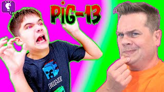 PiG-13 What Happens to HobbyPig?! HobbyParents Must Find Clues...