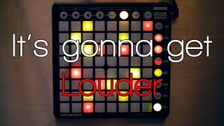 Nev Plays: Louder (Doctor P & Flux Pavilion Remix) Launchpad Cover