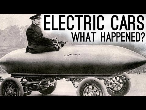 Why Were the First Cars Electric?