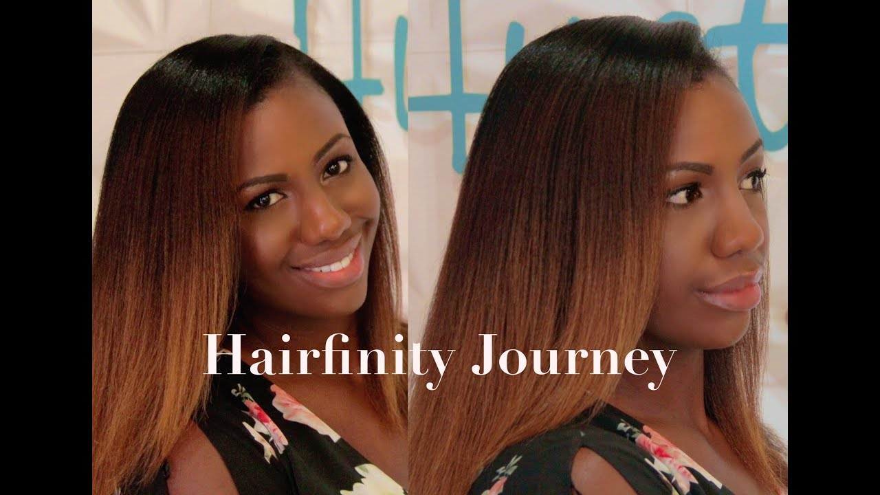 Hairfinity Month 1 and 2   Doovi