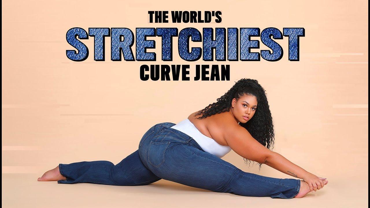 The World's Stretchiest Curve Jean | FASHION NOVA