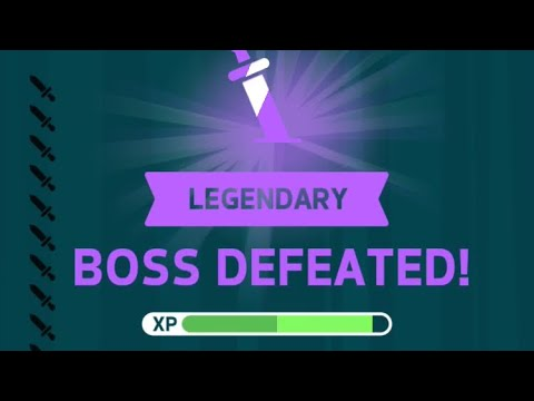 Let's Play Knife Hit - That Legendary Boss Again???