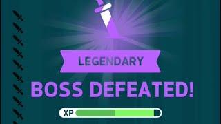 Let's Play Knife Hit - That Legendary Boss Again???
