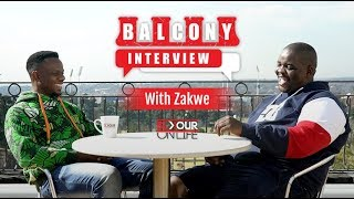 vuclip #BalconyInterview: Zakwe Talks Making Authentic Music, What's On #Cebisa & Durban Hip Hop
