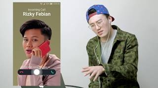 Korean Reaction Sheryl Sheinafia Rizky Febian Feat Chandra Liow Sweet Talk Lelaki Korea YongE