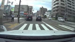 2016.9.7 市電福住桑園通