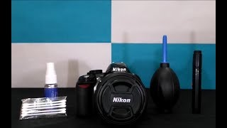 In Bengali Sensor and Mirror Cleaning of DSLR