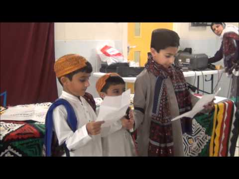 Presentation on Sindh By kids - Sindhi Culture and awareness day