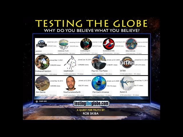 A Ph.D. case study on Flat Earth Anthropology