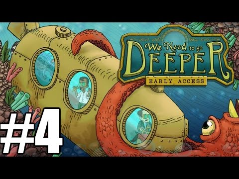 The FGN Crew Plays: We Need to Go Deeper #4 - Pale Jaw Boss Fight (PC) |