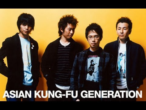 My Top Asian Kung-Fu Generation Songs