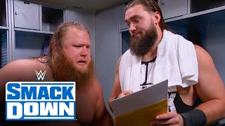 The Miz slams Otis with lawsuit for Money in the Bank contract: SmackDown, Sept. 18, 2020