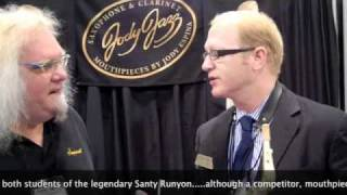 JodyJazz & Steve Goodson: NAMM 2011