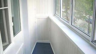 видео Ремонт на балконе