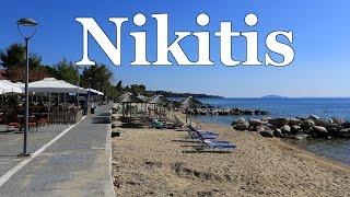 Халкидики:  Никити(Одна из самых старых деревушек на полуострове Халкидики, находится в северной части Ситонии, в 90 километрах..., 2015-10-28T15:15:29.000Z)