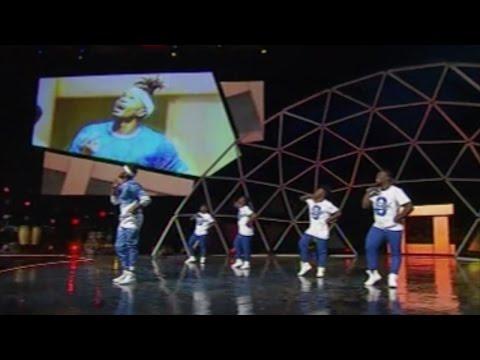 Diamond Platnumz X RayVanny performing live @ Glo-CAF awards 2017