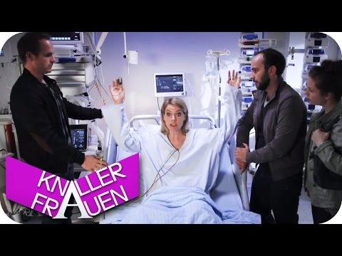 Kurzzeitige Amnesie  Knallerfrauen mit Martina Hill  Die 3. Staffel in SAT.1