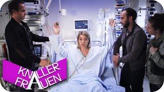 Kurzzeitige Amnesie - Knallerfrauen mit Martina Hill | Die 3. Staffel in SAT.1