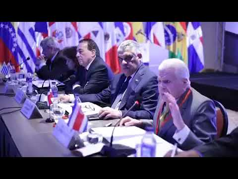 Meeting of the Socialist International Committee for Latin America and the Caribbean