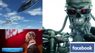 It Just Happened! Facebook AI SHUT Down! Jet Airliner UFO Chase? 2017
