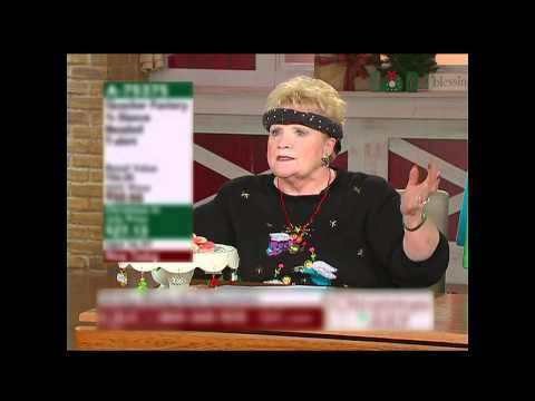 Jeanne Bice on QVC Live with Leah Williams