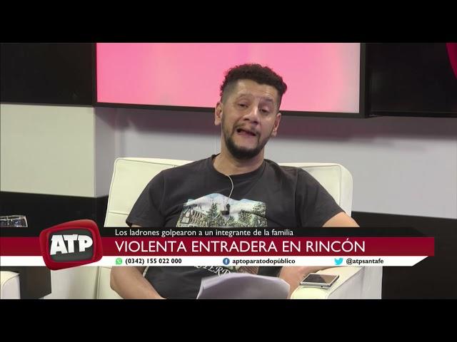 Santa Fe violenta: Continúan los hechos delictivos en el Departamento La Capital  - ATP 14 09 21
