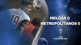 Melgar vs. Metropolitanos [0-0]   RESUMEN   Fecha 6   CONMEBOL Sudamericana 2021