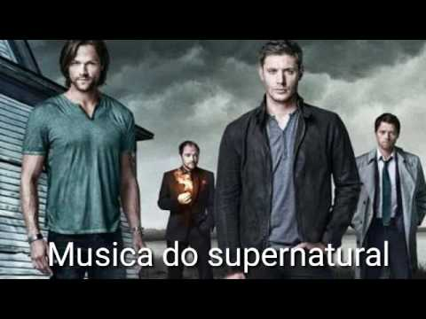 DOWLOAD da música da abertura do Supernatural