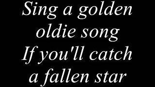 John Anderson - Would you catch a fallen star