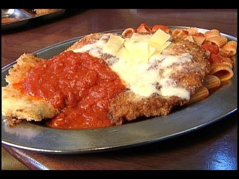 Great 8: Chicken Parm - Part 1 (Phantom Gourmet)