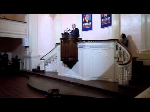 Bradley #Manning Attorney David Coombs Event DC 12.03.12