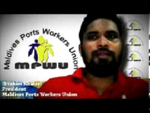 Stop the abuse of Maldives port workers