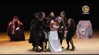 Teatro de la UNMSM presenta: