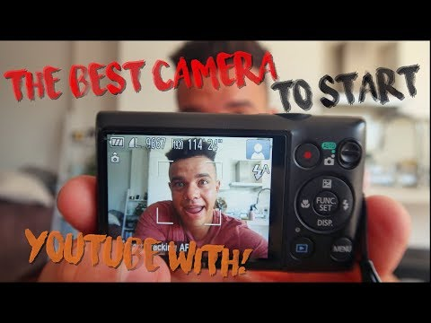 THE BEST CHEAP CAMERA TO START YOUTUBE WITH IN 2019 | UNDER $50 ! | VLOGGING CAMERA !