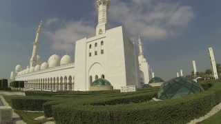 Sheikh Zayed Mosque - Мечеть шейха Зайда в Абу Даби(, 2014-02-08T15:57:19.000Z)