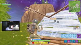 16 Kill - Solo Game - Fortnite BR (*NEW Leviathan SKIN*)