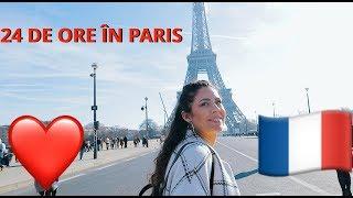 24 de ore în Paris (Surpriză de Valentine's Day)