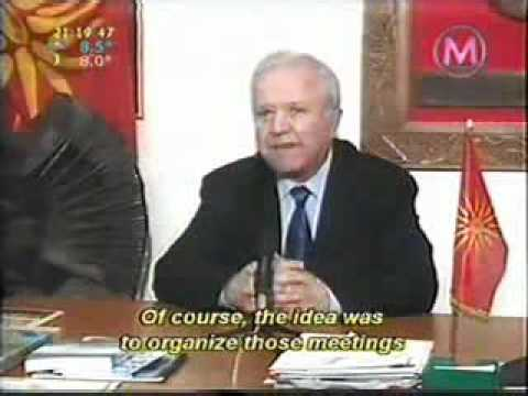 Macedonia Greece - Name Dispute - Ethnic cleansing in Greece