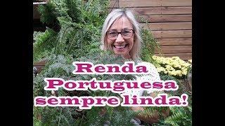 Como manter a sua renda portuguesa sempre linda!