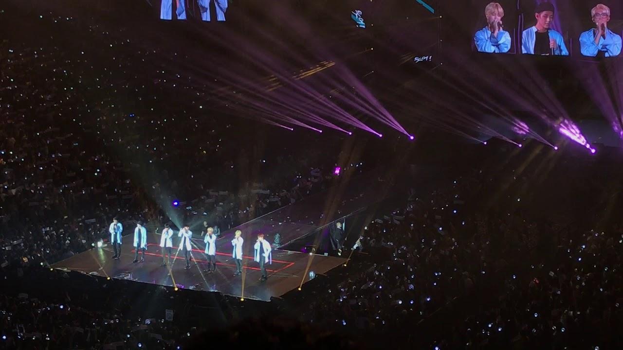 - BTS The Wings Tour In Macau - Ending 171104
