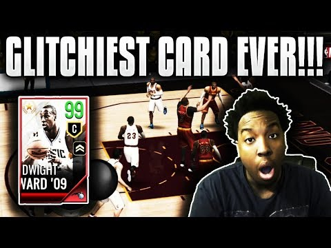 99 OVR ULTIMATE LEGEND DWIGHT HOWARD GAMEPLAY IN NBA LIVE MOBILE 18!!!
