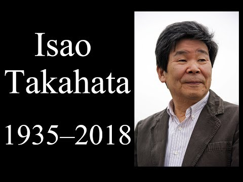 Remembering Isao Takahata