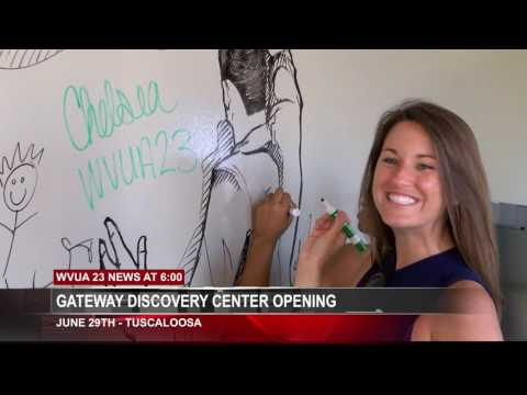 GATEWAY INNOVATION AND DISCOVERY CENTER TO OPEN IN ALBERTA