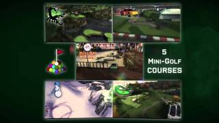 Tiger Woods PGA TOUR 12: The Masters: Wii Launch Trailer