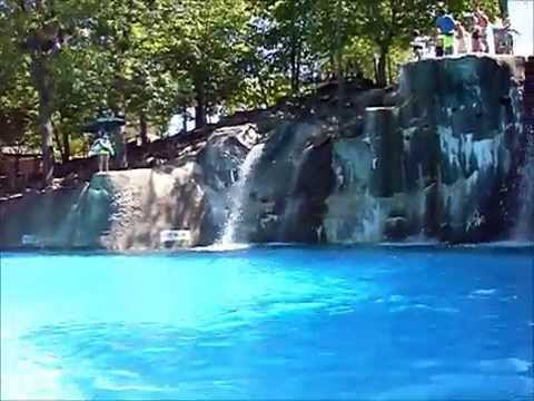 Waterfall Action Park Zachclarke S Summer Abandoned Nc Ruins Closed Northcarolina Hatteras Amutpark