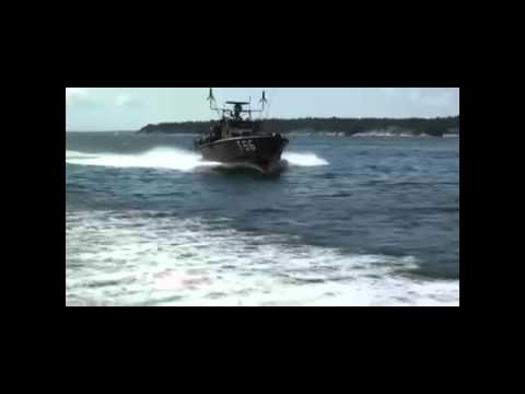 Swedish Torpedo Boat (KILLER ENGINE SOUND) T56 and T26