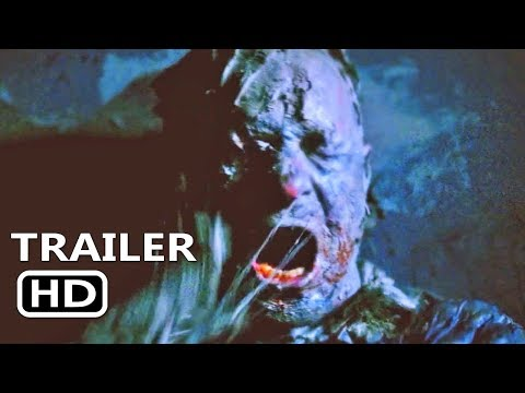 DISCARNATE Official Trailer (2018) Horror Movie