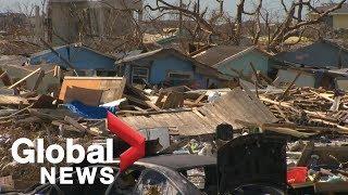 Ураган Доріан вижили в пошуках Багами уламками того, що залишилося