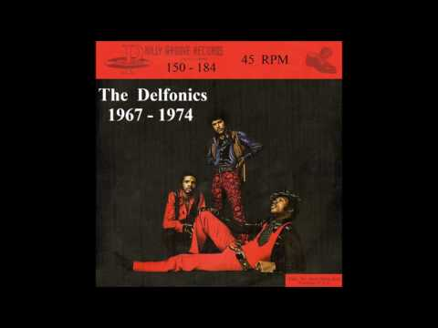 The Delfonics - Philly Groove 45 RPM Records - 1967 - 1974