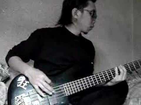 Cokelat - Ikrar Kami ( Bass Cover )